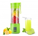 USB smoothie mikser - zeleni